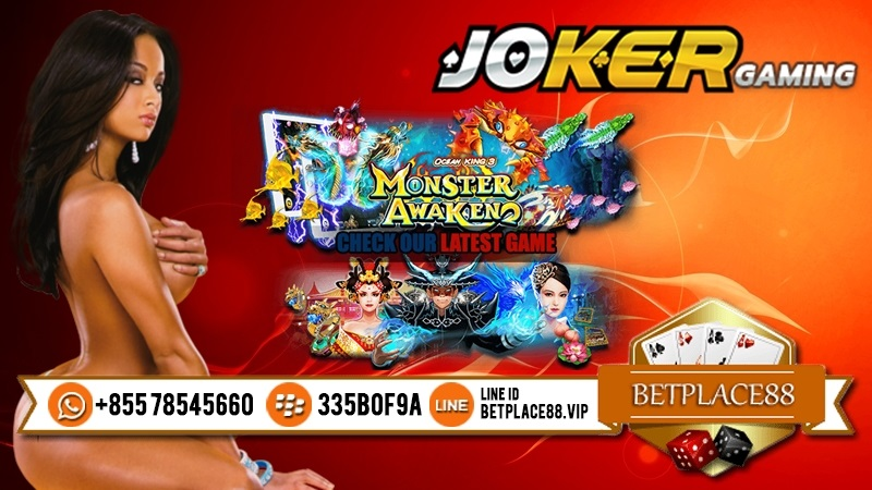 Game Judi Slot Joker888
